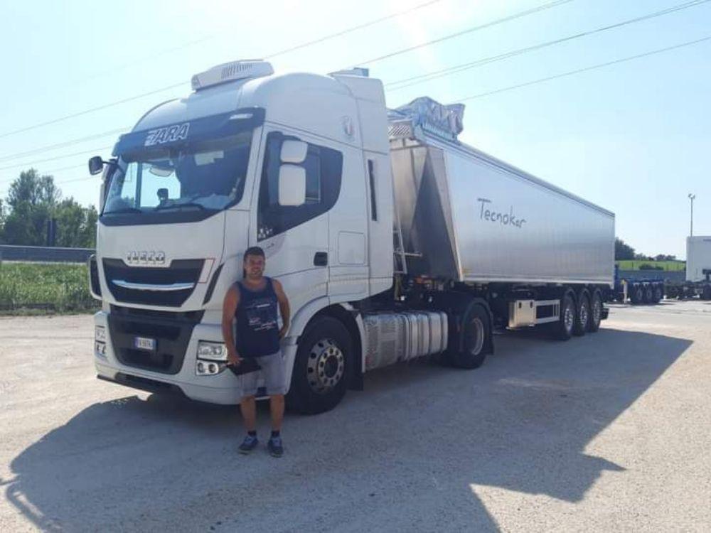 trasporto merci con spedizioni